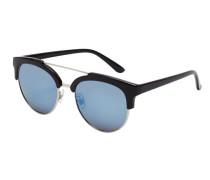 Sonnenbrille mit metallsteg
