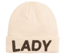 Mütze Mit Aufschrift