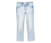Straight jeans in 7/8-länge jandri