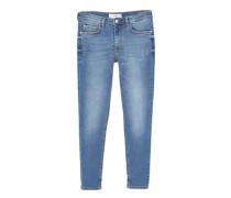 Skinny jeans in 7/8-länge isa