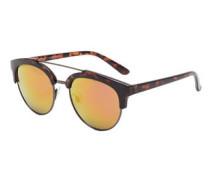 Sonnenbrille Mit Spiegelgläsern