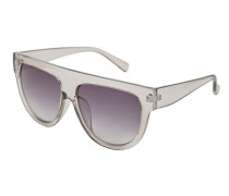 Sonnenbrille mit azetatfassung