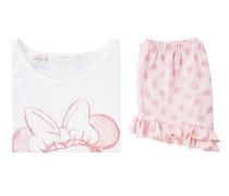 Kurzer Pyjama Minnie Mouse