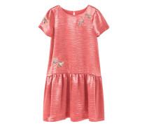 Kleid mit gestickten details