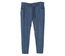 Soft Baggy-Jeans