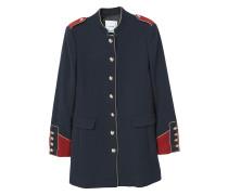 Mantel im military-stil