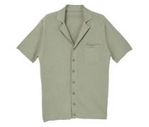 Regular fit-strickhemd