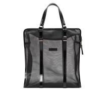 Shopper bag in mesh-optik