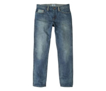 Dunkle Straight Fit Jeans Marc