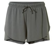 Shorts Im Wickelstil