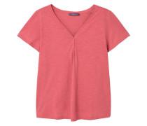 T-shirt aus flamé-baumwolle