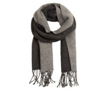Zweifarbiger Schal