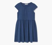 Kleid Aus Baumwoll-Mix