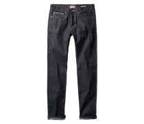 Straight-Fit Selvedge Jeans Xavi