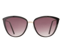 Sonnenbrille Im Retro-Stil