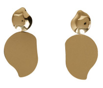 Ohrringe mit metallanhängern