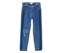 Relaxed jeans mom