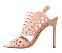 Sandale Mit Ausgestanztem Muster