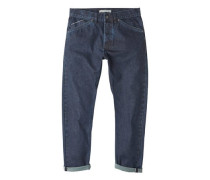 Straight-Fit Selvedge Jeans Xavi