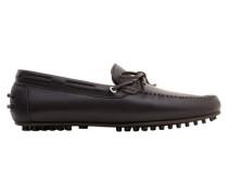 Drive-Schuh Aus Leder