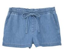 Jeansshorts Mittlere Waschung
