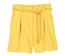 Modal-shorts mit kordel