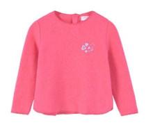 Soft Sweatshirt Aus Baumwolle