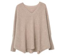 Oversized-Pullover 100 % Kaschmir