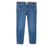 Relaxed fit 7/8-jeans cigar