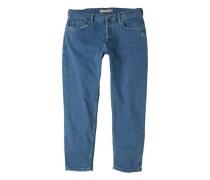 Straight Fit Jeans Steve Mit Mittlerer Waschung