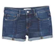 Medium jeansshorts