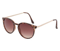 Schildpatt-sonnenbrille