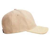 Mütze Mit Kontrastbesatz