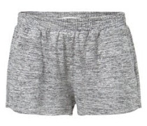 Melierte Shorts