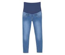 Jeans mit hoher bundhöhe