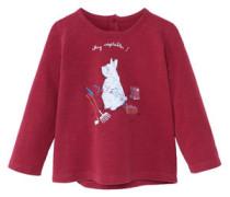 Baumwoll-T-Shirt Mit Bildaufdruck