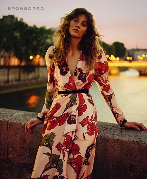 LuisaViaRoma Paris Outfit