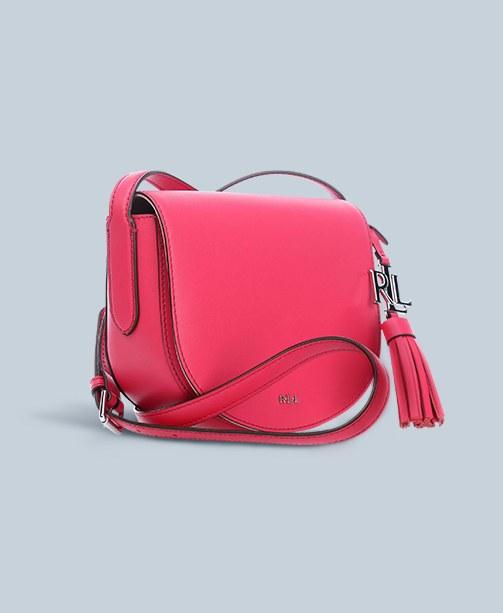 Pinke Tasche Ralph Lauren