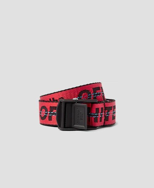 Roter Gürtel OFFWHITE c/o VA