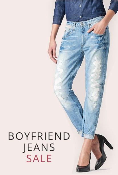 Boyfriend Jeans Sale