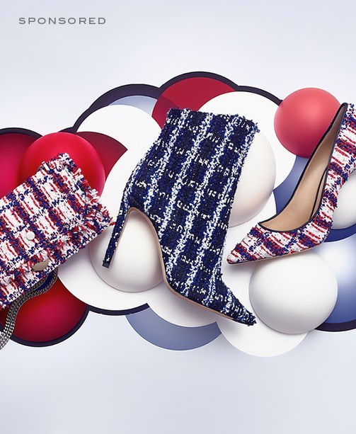 Schuh aus der neuen mytheresa x Jimmy Choo Kollektion