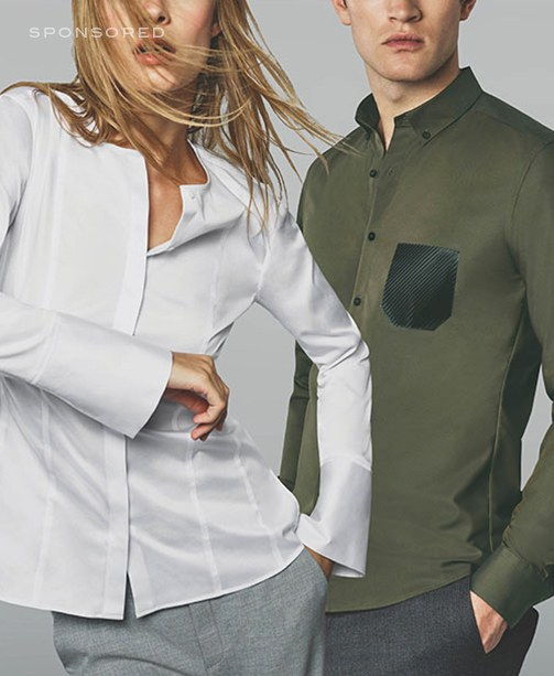 Eterna Blusen und Hemden
