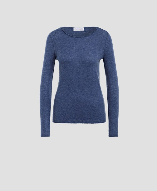 Pulli blau Darling Harbour