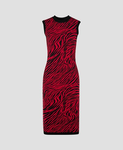 rotes Kleid MSQ