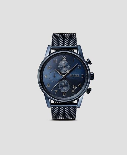Uhr Hugo Boss blau
