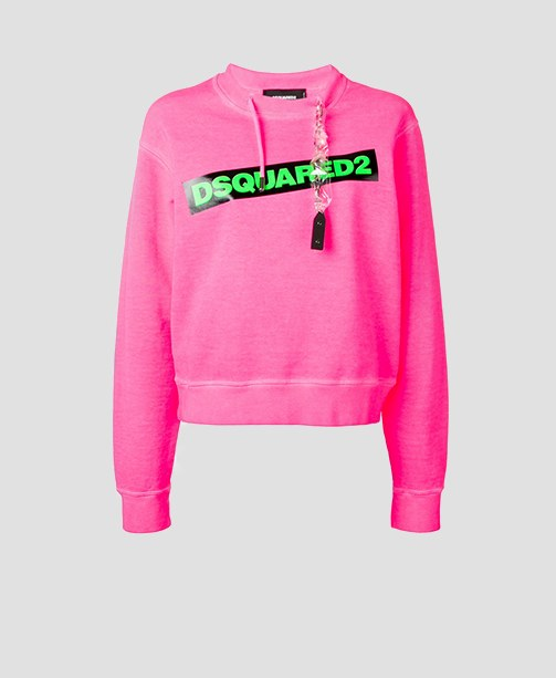 Dsquared2 Sweatshirt pink
