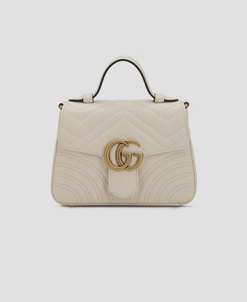 Gucci-Marmont weiß