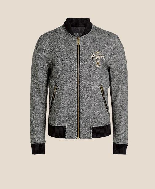 College Jacke von Dolce & Gabbana