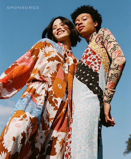 The Ounet: Dress for joy styling