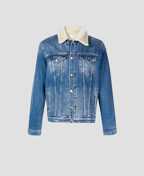 Jeansjacke von Frame Denim
